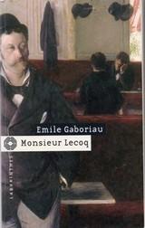 """Afficher """"Monsieur Lecoq"""""""